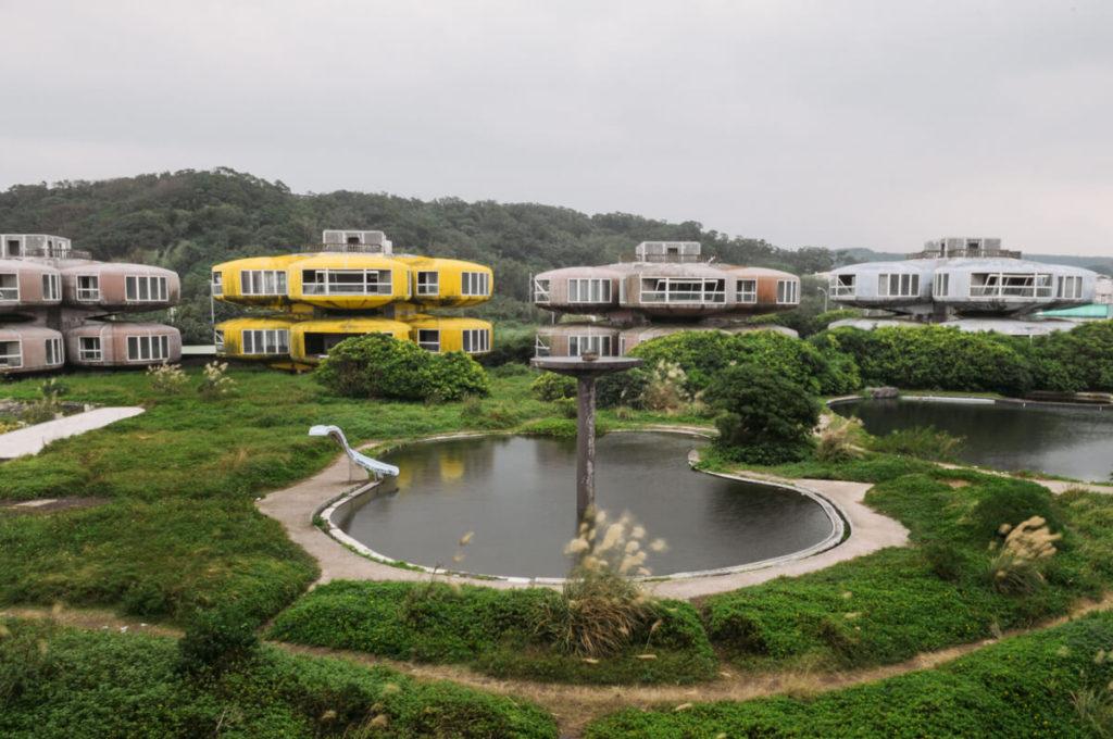 Mintsquare_Journal_design_Sanzhi_Pod_UFO_House