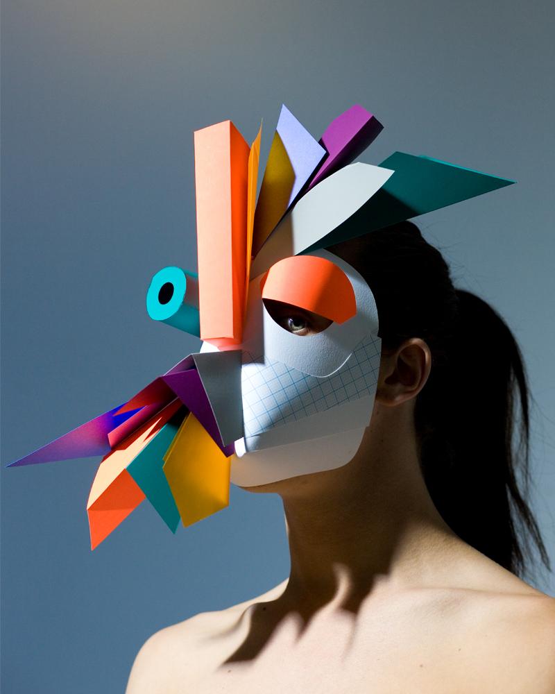 Mintsquare_Selected_Benja-Harney_Paper-Sculptures