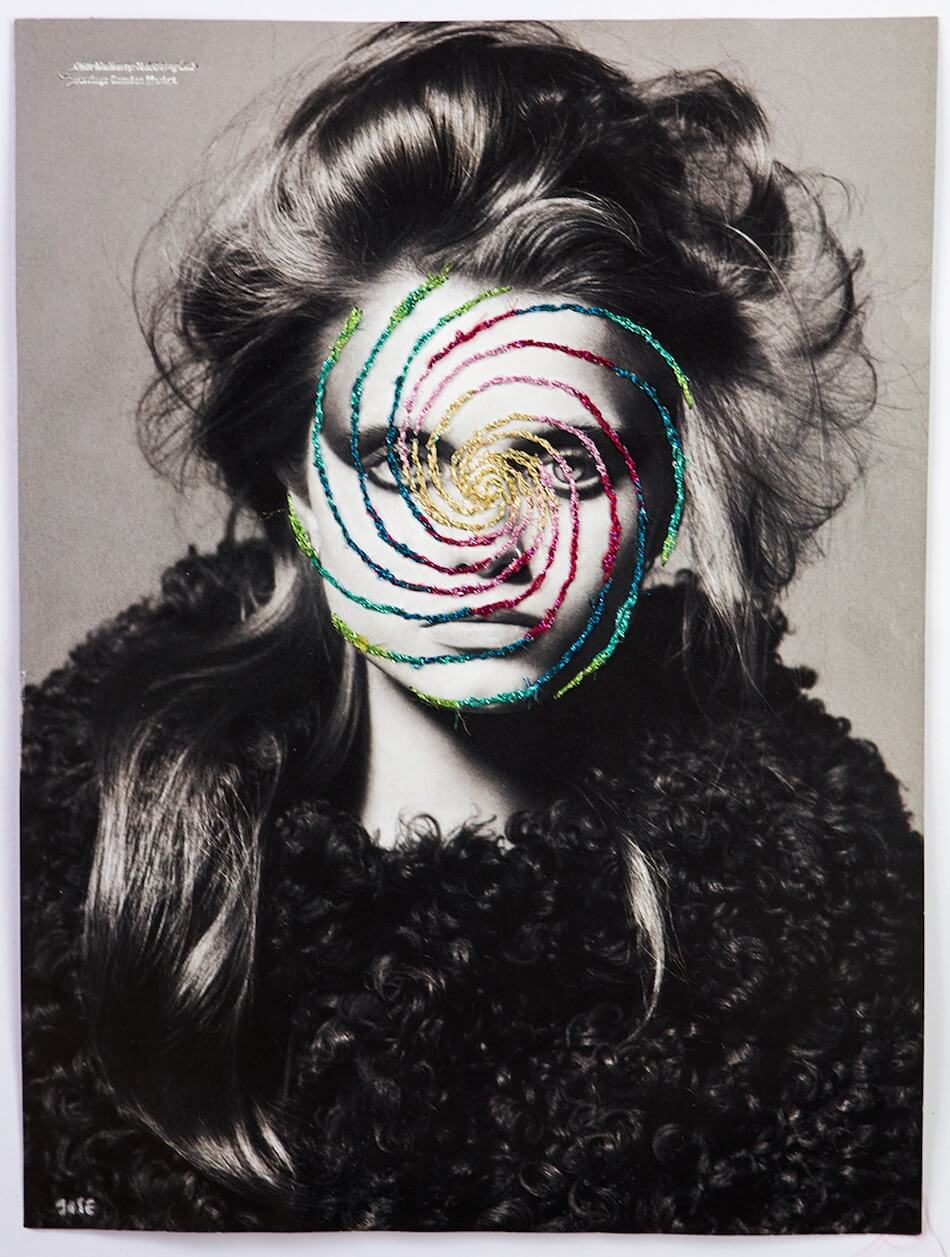 Mintsquare-Selected_Embroidered-Collages_Jose-Romussi