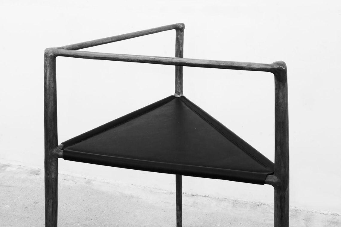 Mintsquare_It-Takes-Two-to-Make-the-Fashion-World-Go-Round_Michèle-Lamy-and-Rick-Owens-Alchemy-chair-bronze-and-leather-2012_1-Courtesy-of-Owenscorp