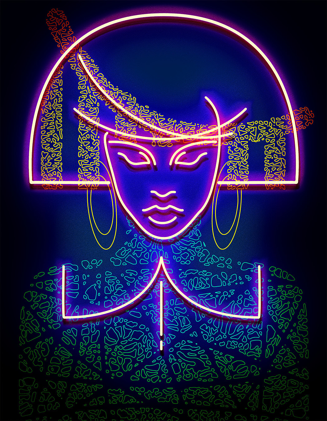 Mintsquare_Selected_Neon infused Imagery_Vasya Kolotusha