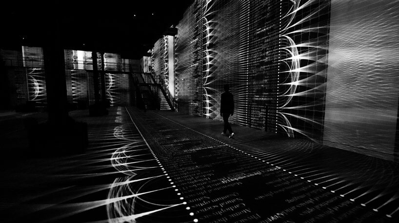 Mintsquare_Selected_AI generates poetry_ouchhh_Paris_Atelier Des Lumieres