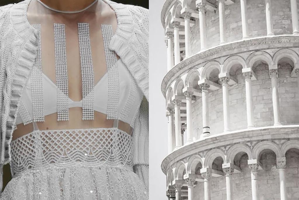 Architectural Fashion Mintsquare Laura Biagiotti
