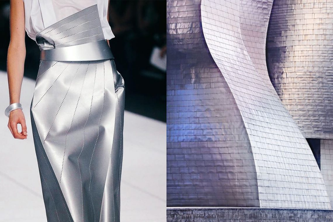 Mintsquare_fashion_Issey Miyake & Frank Gehry