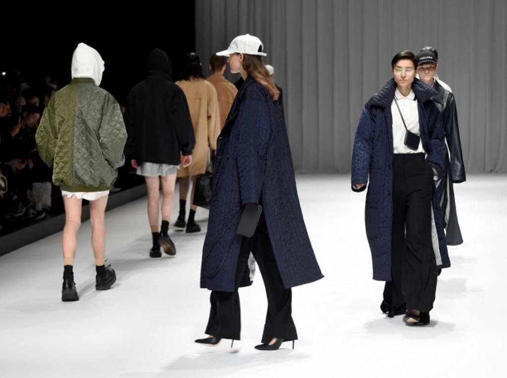 Genderless Fashion Mintsquare