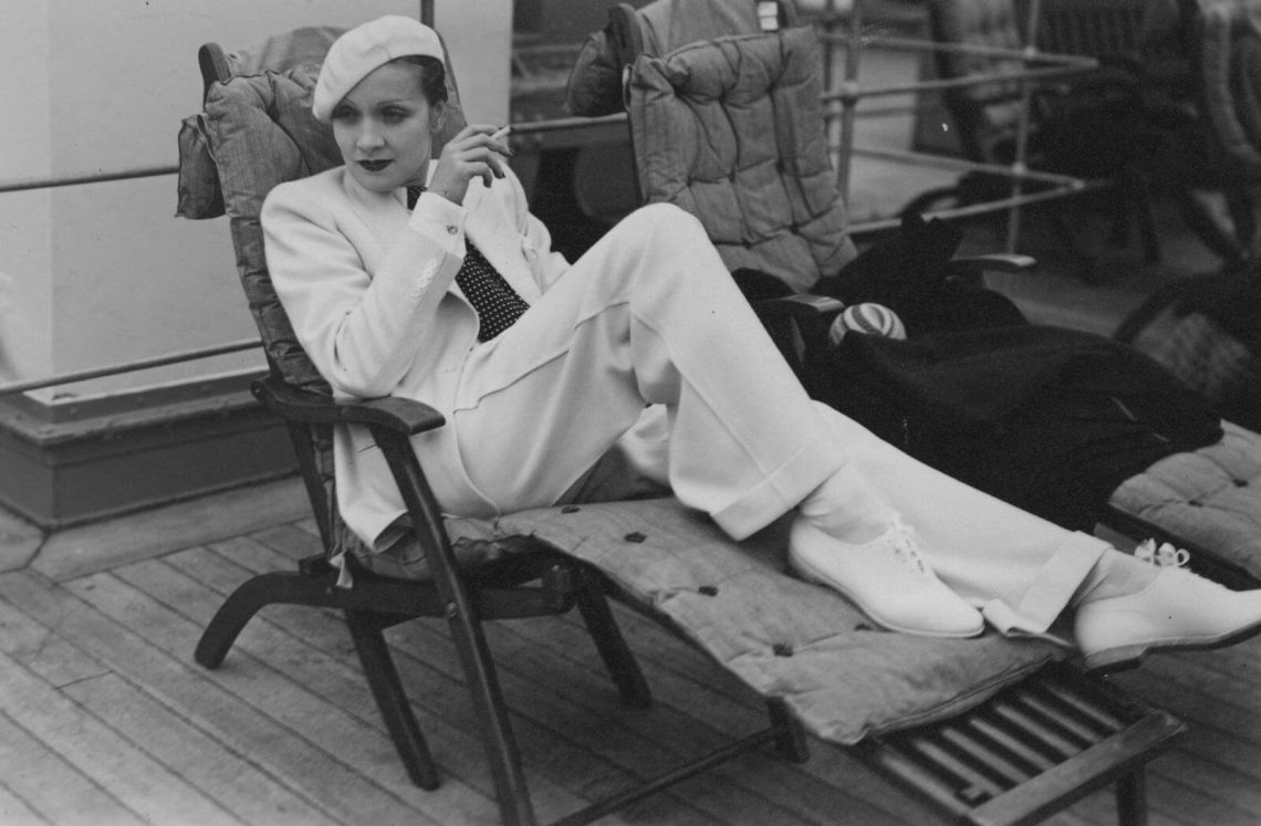 Marlene Dietrich, The Pioneering Androgyny Star of Classic Hollywood