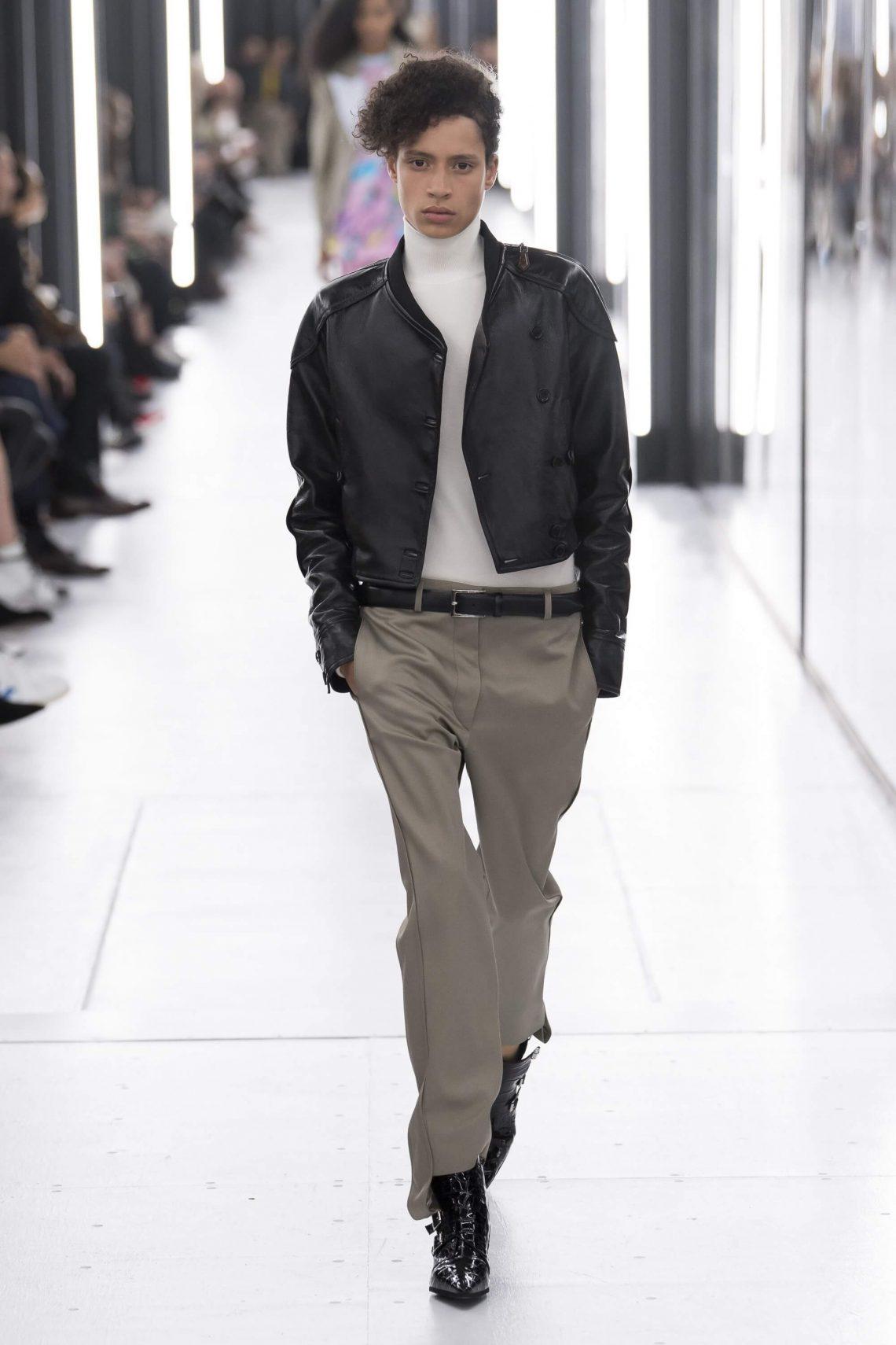 Genderless Fashion Mintsquare Nicolas Ghesquière for Louis Vuitton, Spring-Summer 2019