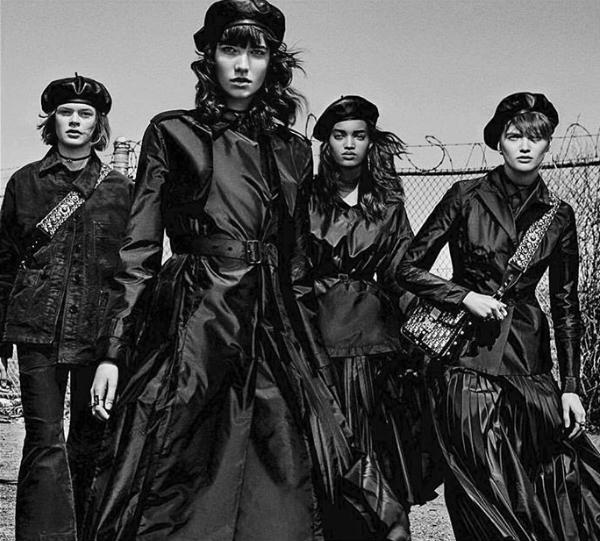 Mintsquare_Diors-Noir-Warriors-by-Patrick-Demarchelier