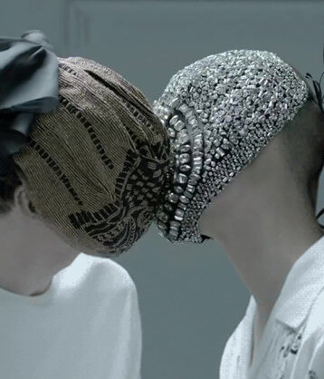 Maison Martin Margiela Masks (used in Primal Scream's video by SHOWstudio), 2013